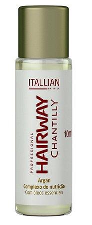 Itallian Hairway Chantilly Ampola Complexo Nutrição 10ml