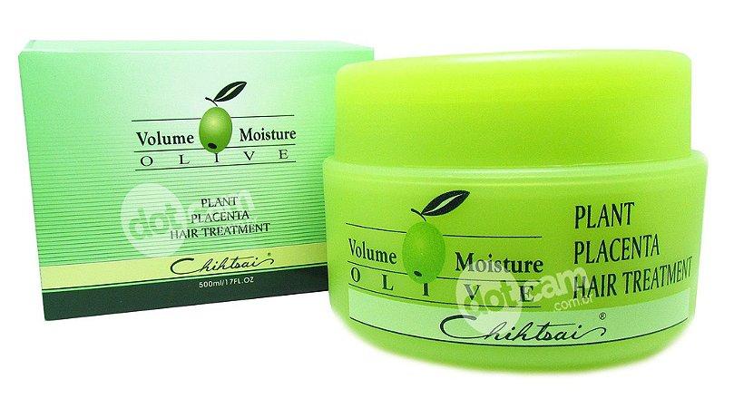 N.P.P.E Chihtsai Olive Plant Placenta Hair Tratatamento 500ml