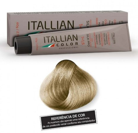 Itallian Color N. 52s Louro Nordico Clarissimo
