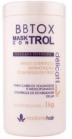 Madame Hair BBtox Capilar Mask Control Alisamento - 1Kg (+ Brinde)