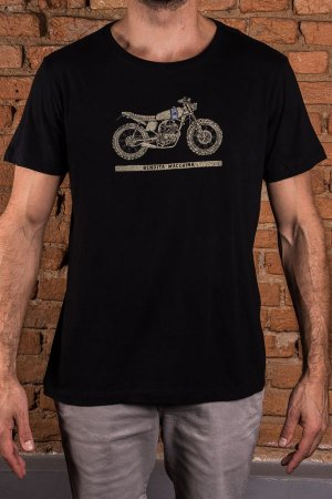Camiseta Bendita Project Preta