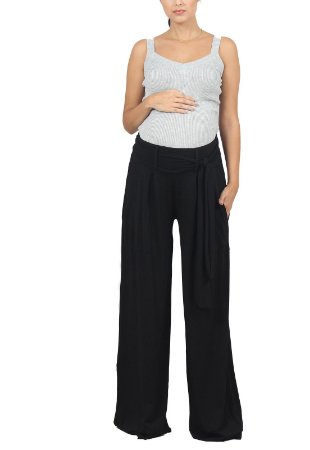 Calça Pantalona Gestante