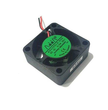 Cooler 5v 25x25x10mm HYPRO Mod. AD0205LX-G50 GL 0,10Amp 8000rpm ADDA