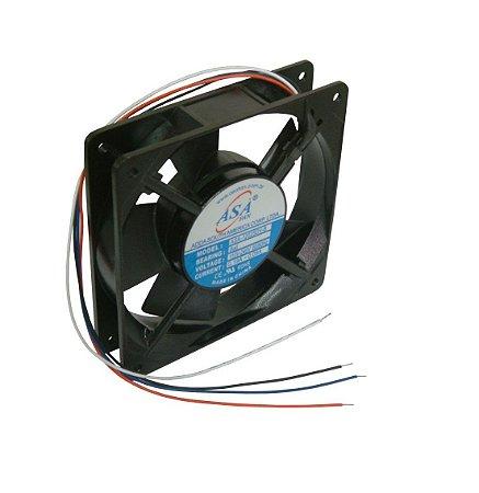 Cooler AddaBIVOLT12025B120X120X25mm ROLAMENTORPM:2700A1214 FIOS - 12025BIR