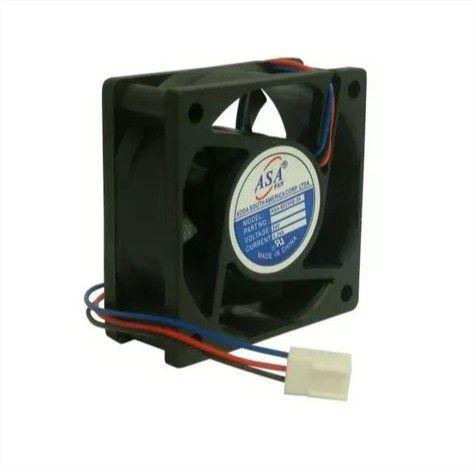 Cooler Adda24V6025B-24D6460x60x25mmROLAMENTOAmp.:0,24RPM:50003 FIOS C/ CONECTOR - 602524R