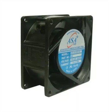 Cooler AddaBIVOLT8038BA8280X80X38mmROLAMENTOAmp.:RPM:3000 - 8038BIR