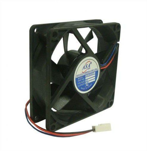 Cooler Adda12V8025B-1280X80X25mm ROLAMENTOAmp.:0,39RPM:4300 D83 - 802512R