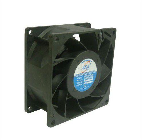 Cooler Adda12VASA8012UB-DH80X80X38mm ROLAMENTOAmp.:1,35RPM:57000804A - 803812R