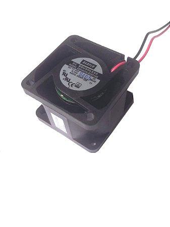COOLER 40X40X28 - 24V - ROLAMENTO 0.12 AMP - 2.88 WATTS - 10000 RPM - 10.72 CFM 38.6 DB(A) - BERFLO - AD04024LB285100