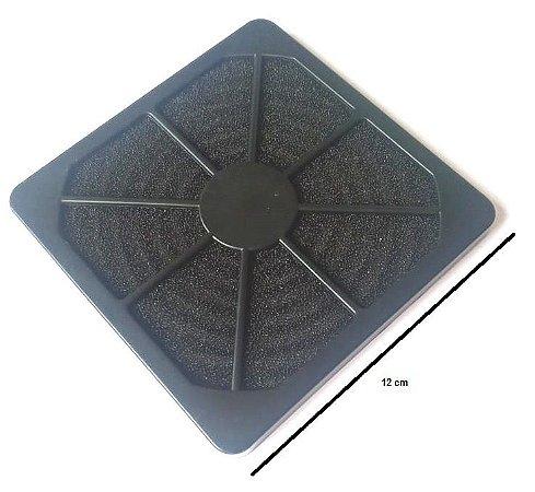 Fan Filter - Filtro para microventilador 120 mm - tela de nylon    MOD GRM12030
