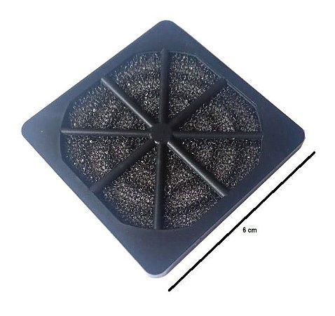 Fan Filter - Filtro para microventilador 60 mm- tela de nylon MOD GRM6030