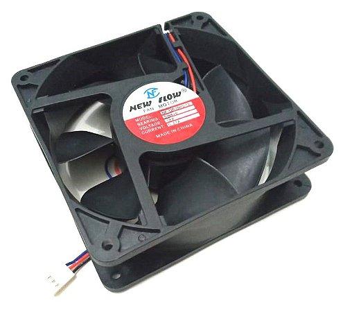 COOLER 120X120X38 12V MOD. NF12038HS-12 - 0,37Amp - 1202N