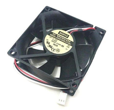 Cooler 80x80x25 12v Rolamento 0.55 Amp - 4200rpm AD0812XBA73 Berflo
