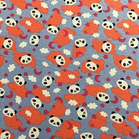 Cotton Light Pandas e Nuvens