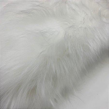 Pelúcia Alta Branca