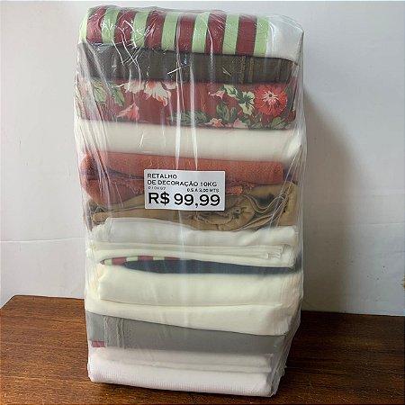 Cortes de Decoração 10kg - Pacote 7