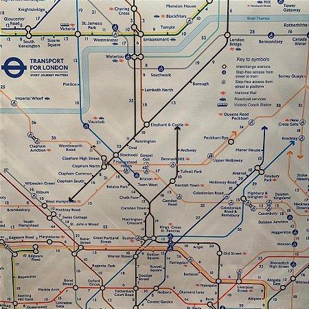 3D Impermeável Londres