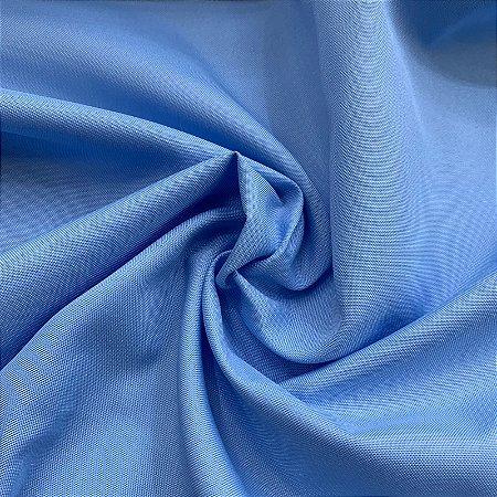 Oxford Liso Azul Celeste