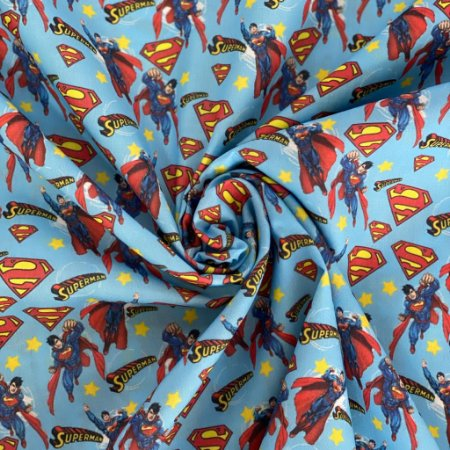 Tricoline Digital Superman