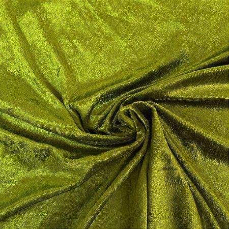 Veludo Molhado Verde