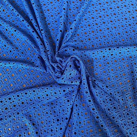 Malha Laise Azul