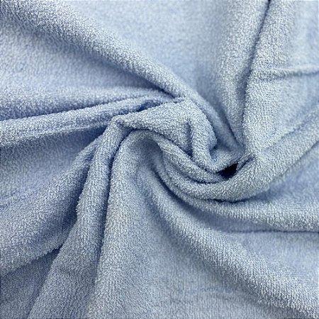 Atoalhado Felpudo Azul Claro
