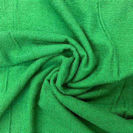 Atoalhado Felpudo Verde Bandeira