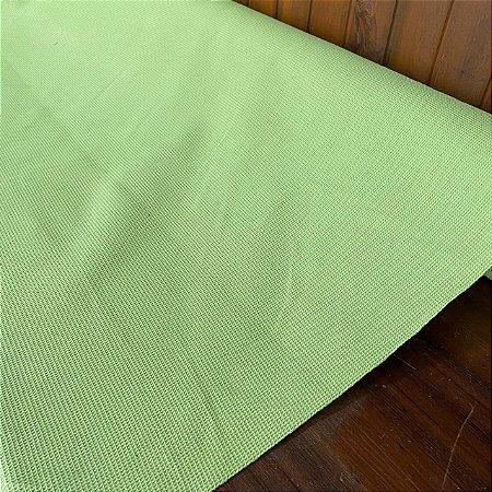Piquet Liso Verde Limão