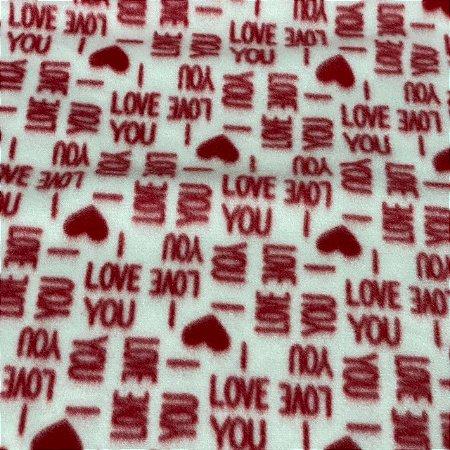 Soft Estampado I Love You