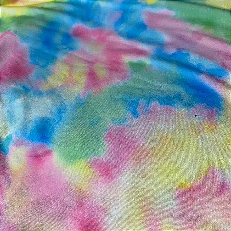 Moletinho Tie Dye Aquarela