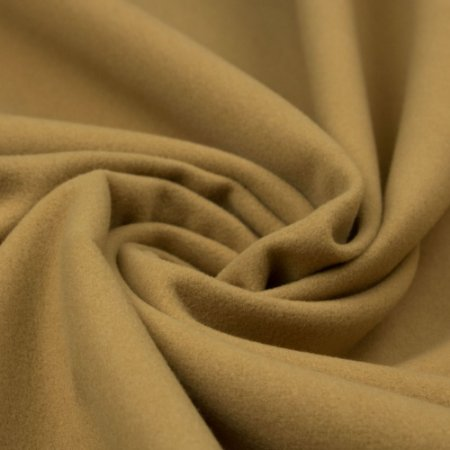 Lã Pura Batida Mostarda