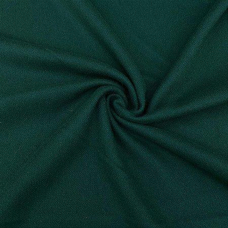 Lã Pura Batida Verde Escura