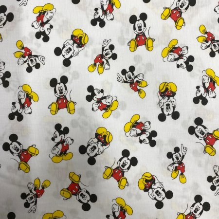 Poliviscose Mickey