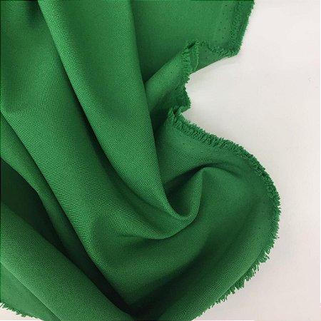 Oxfordine Liso Verde Bandeira