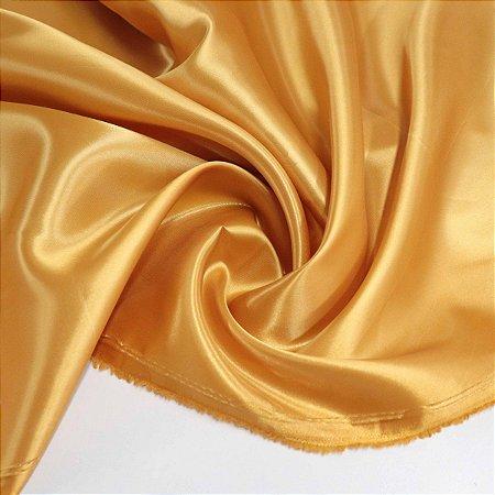 50 Metros - Cetim Liso Dourado