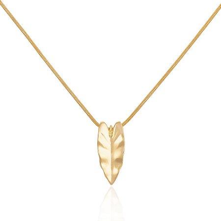 Pingente Cordatum 348 Ouro