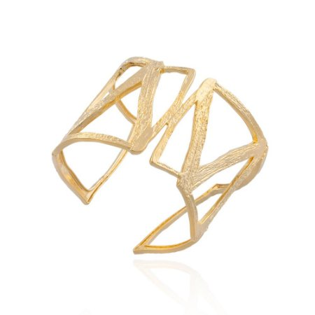 Bracelete Neoconcreto 311 Ouro