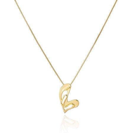 Pingente Iris 324 Ouro Pégaso