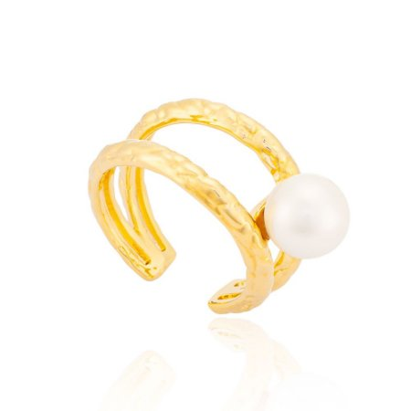 Anel 394 Ouro Shell