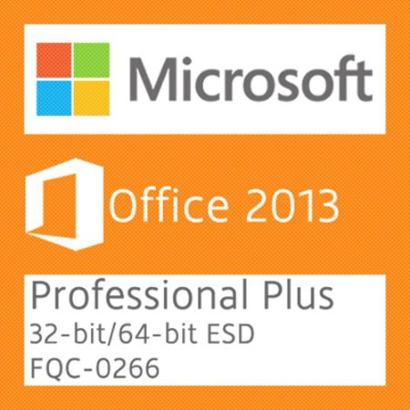 Microsoft Office 2013 Professional Plus - Licença + NF-e