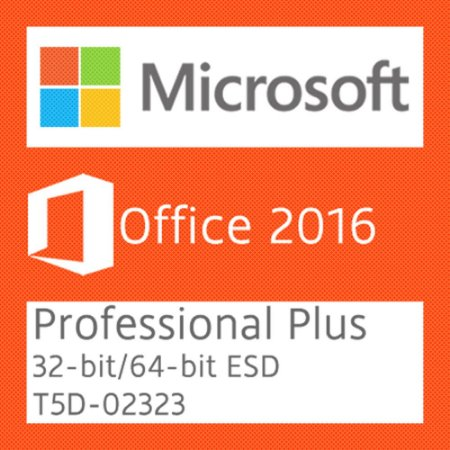 Microsoft Office 2016 Professional Plus - Licença + NF-e