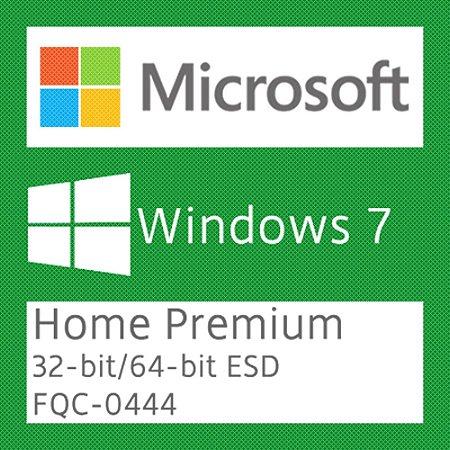 Microsoft Windows 7 Home Premium - Licença + NF-e
