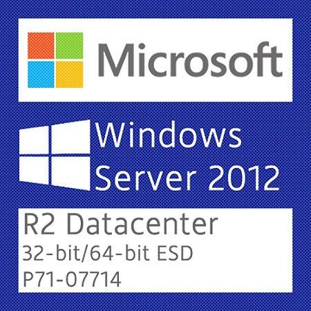 Microsoft Windows Server 2012 R2 Datacenter - Licença + NF-e