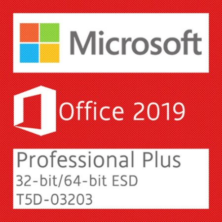 Microsoft Office 2019 Professional Plus - Licença + NF-e