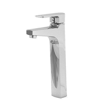 Misturador monocomando para lavatório bica alta Bold 6877 C370 - Fani