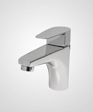 Misturador monocomando baixo para lavatório de mesa Led 2875 C76 - Perflex