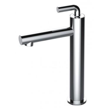 Monocomando para lavatório de bancada bica alta Milan - Jiwi