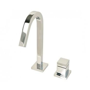 Torneira de mesa bica alta para lavatório Cubo - Deca