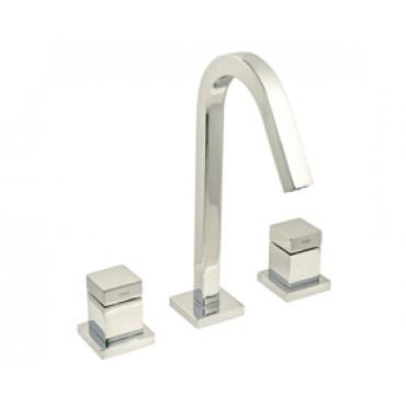 Misturador de lavatório de bancada Cubo - Deca