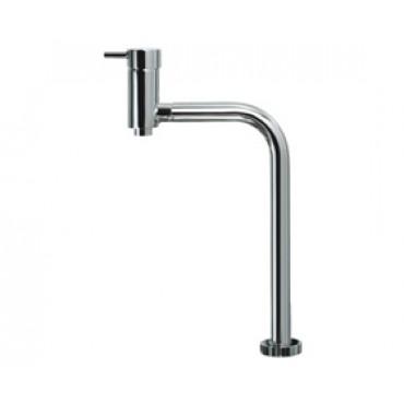 Monocomando de mesa bica alta de 90 graus para lavatório Link - Deca
